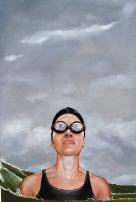 Cloud Watcher in the Sea 2004