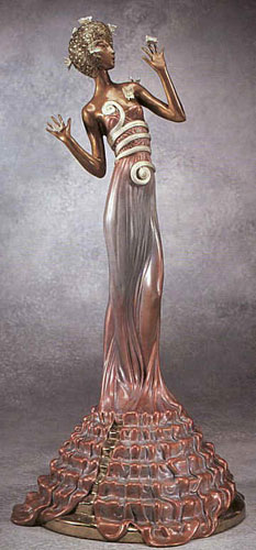 Fantasia Bronze Sculpture