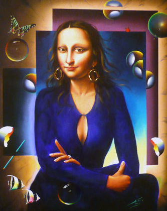 Untitled (Mona Lisa)