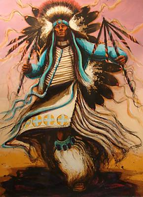 Apache Dancer 6