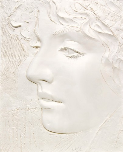 Face Cast Paper by Frank Gallo