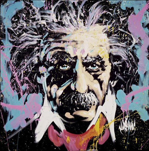 Albert Einstein E=MC2 AP