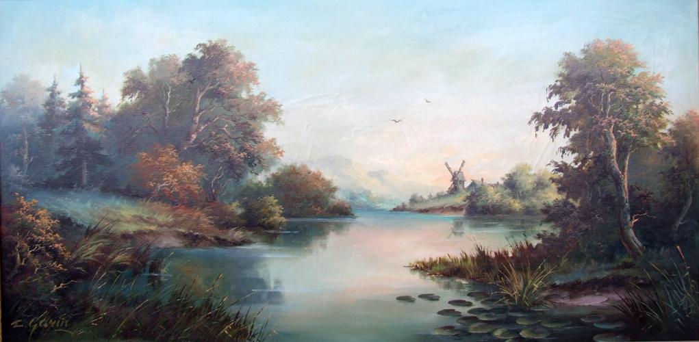 Eugene Garin Art for Sale