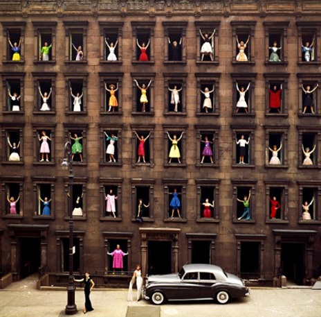 Girls in the Windows 1960