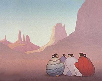 Monument Valley 1986