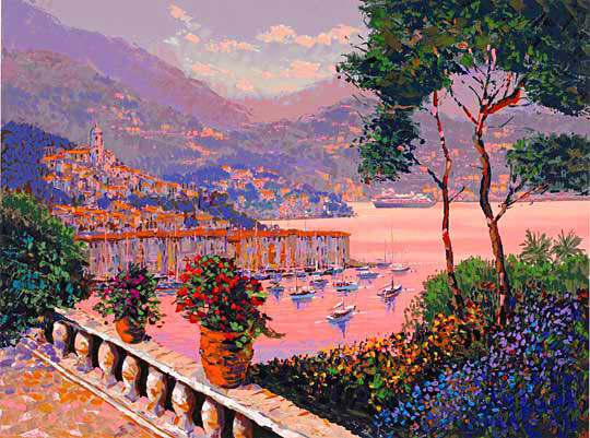 Portofino Evening