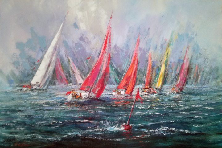 Nantucket Sailing Regatta 1991