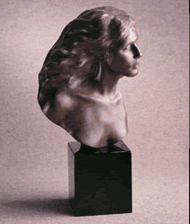 Enigma Bronze 1997 Sculpture