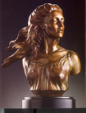 Muses Suite  of Four, 2006 Bronze Sculptures