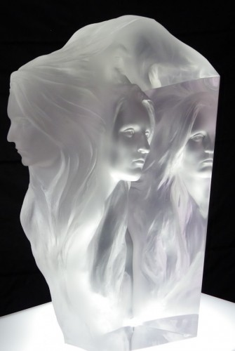 Reflections Acrylic Sculpture