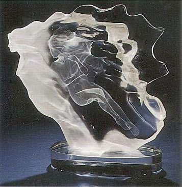 Timeless Innocence Nude Sculpture AP 1986 by Ramon Parmenter