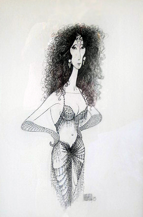 Cher (Drawing)
