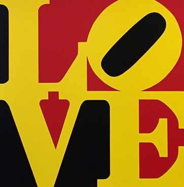 Love (Black Yellow Red) 1996