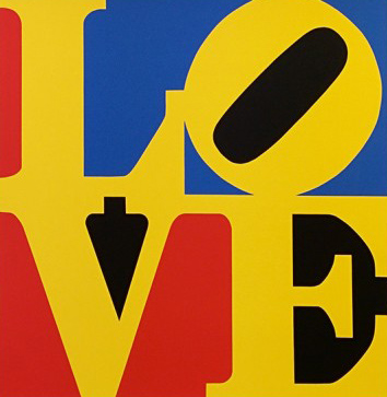Love (Red Yellow Blue) 1996