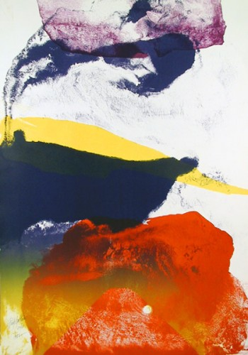 Untitled (Abstract) 1987