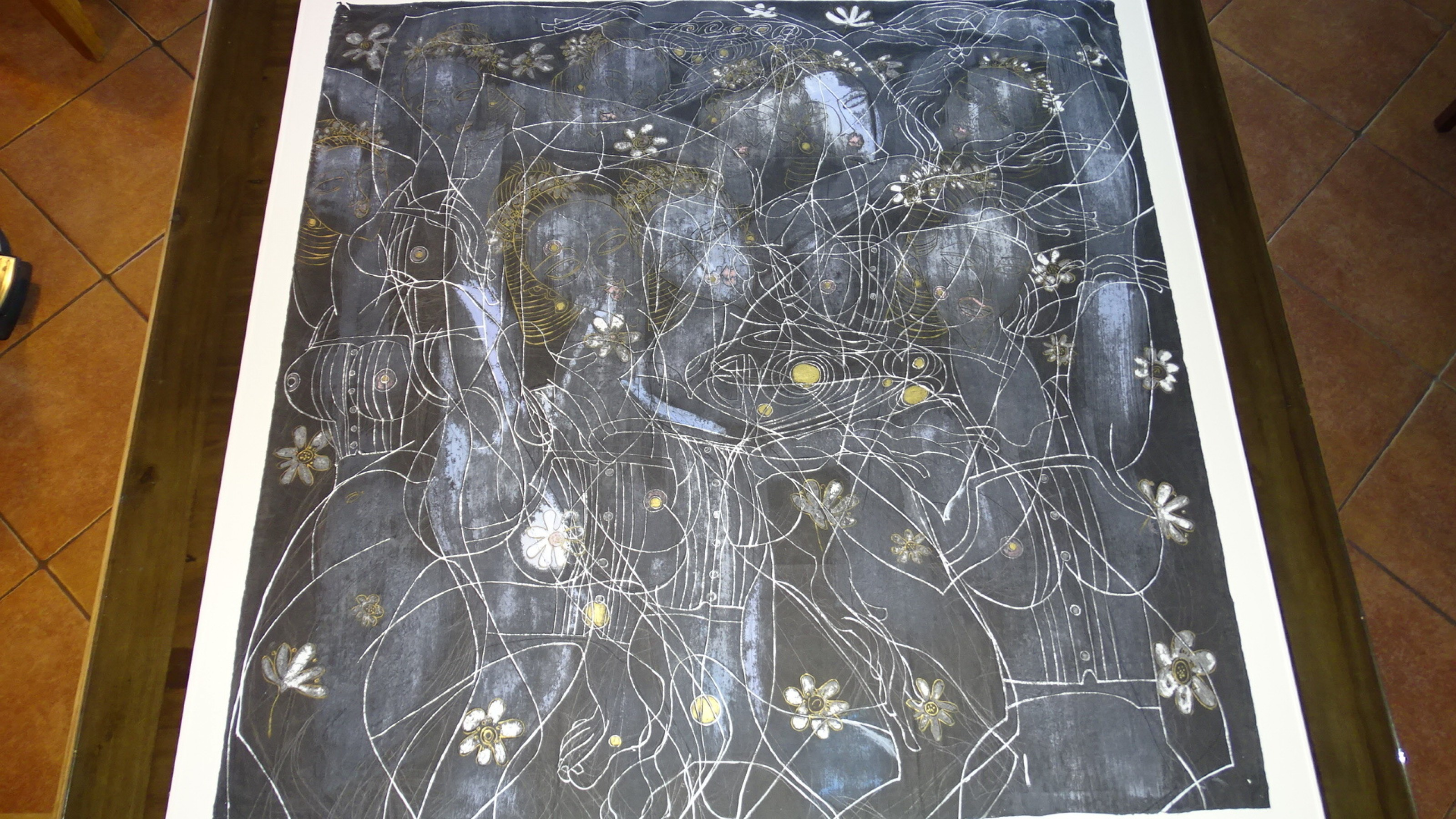 Untitled Painting 1980