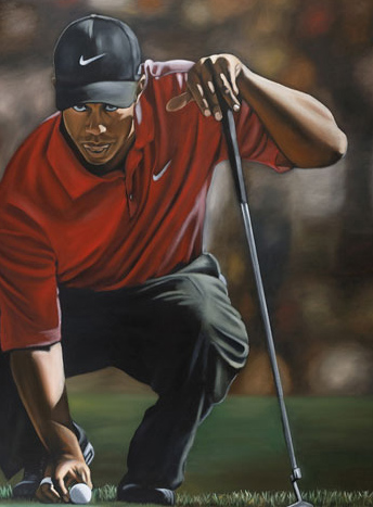 Sunday Crouch (Tiger Woods) 2007
