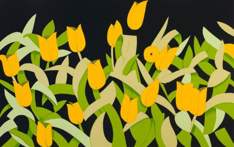 Yellow Tulips 2014