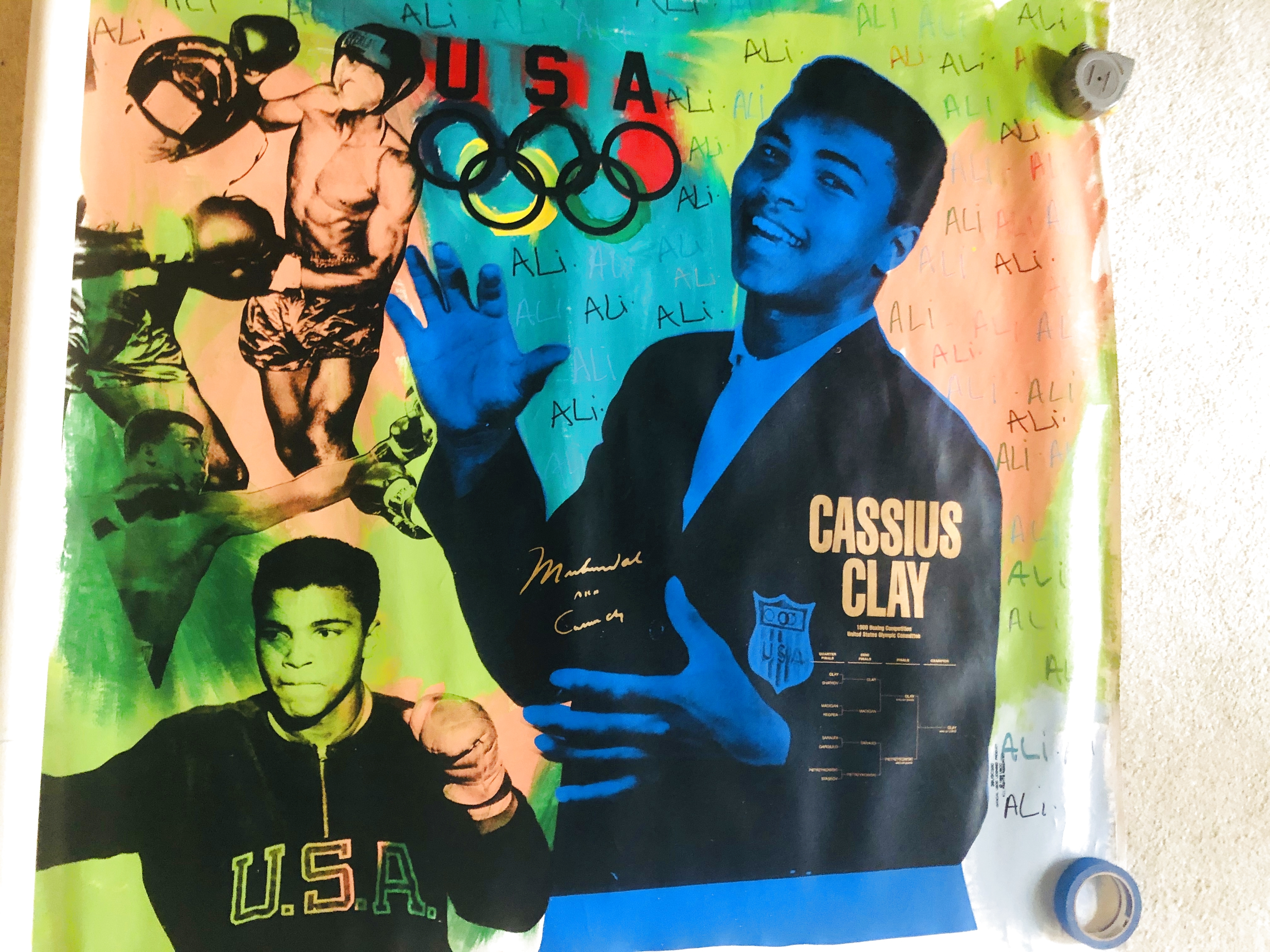 Muhammad Ali Olympic State 1 AP