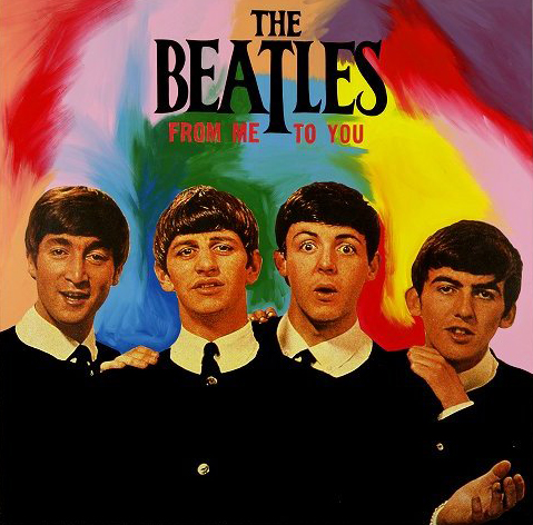 Beatles From Me to You 2000