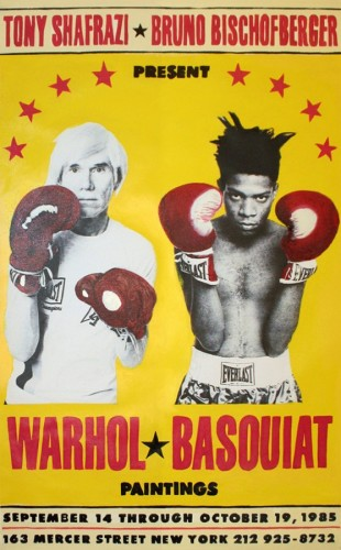 Warhol vs Basquiat- The Exhibition