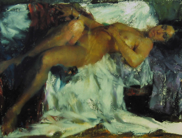 Helena, Sleeping Nude 1977