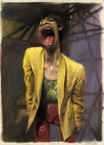 Yellow Jacket (Mick Jagger) 1984