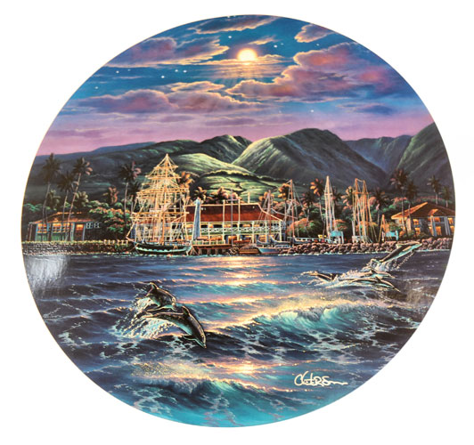 Jewels of Maui (Set of 2 Lithographs)