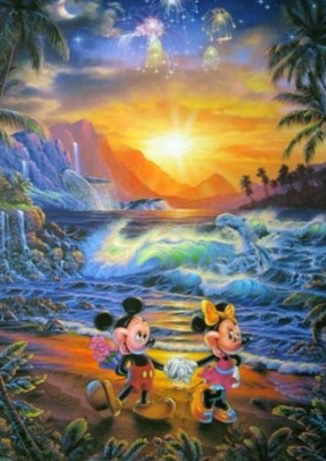 Under the Sea, and Seaside Romance, Set of 2 1995