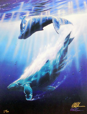 Whale Song 1992 by Christian Riese Lassen