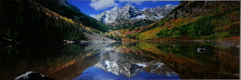 Maroon Bells, Colorado 2011