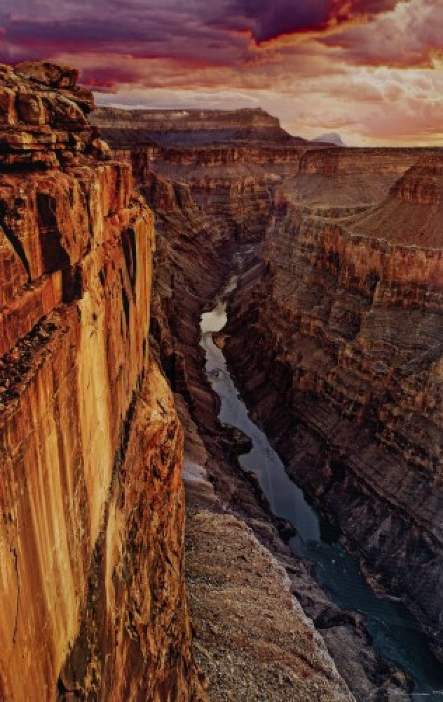 Edge of Time (Grand Canyon, Arizona)