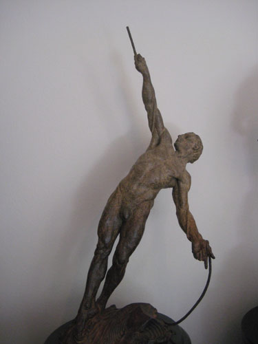 Man on a Rope 2002