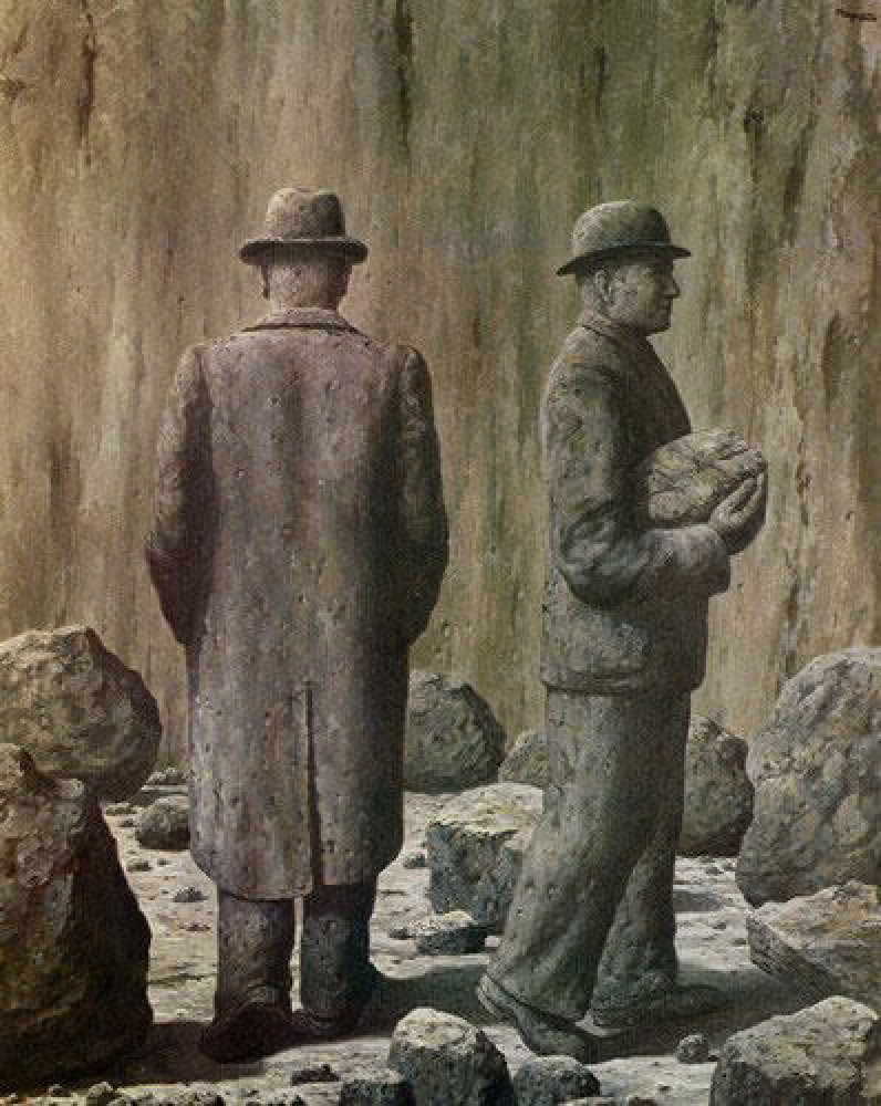 Le Chant De La Violette (The Stone Men) 1979