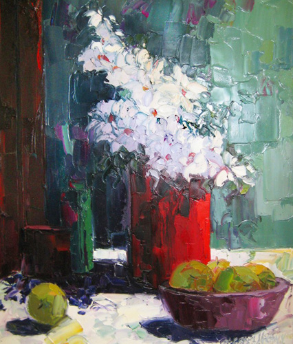 Still Life #2 1994 by Barbara McCann