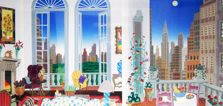 Manhattan Fantasy, New York