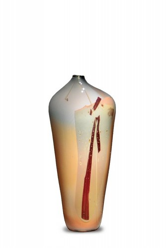 #66 Styhetta Glass Vase 1979 by William Morris