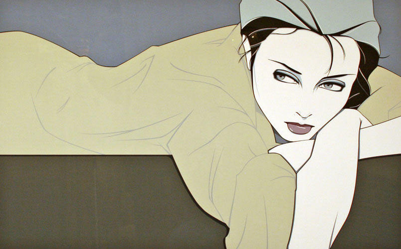 Patrick Nagel Art For Sale