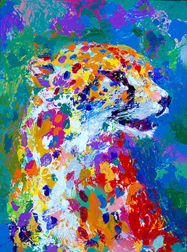 Portrait of the Cheetah