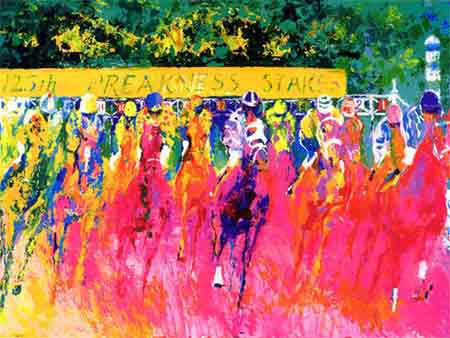 125th Preakness Stakes 2000