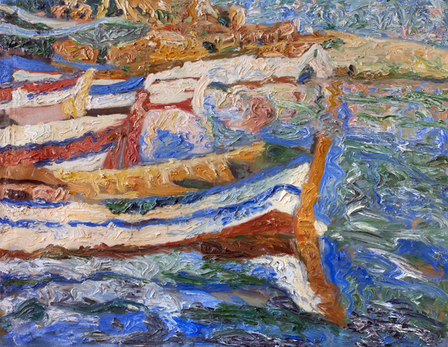 Boats 2010 by Robert Nizamov