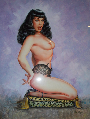Bettie Page 1999