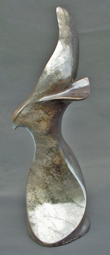 Soaring Bronze Sculpture