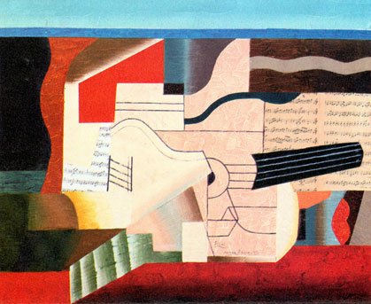 Cubist Composition 1992