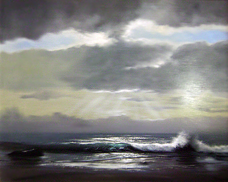 Untitled California Seascape 1996