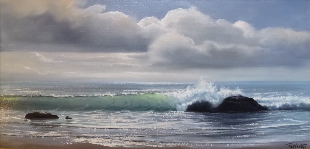 Untitled California Seascape