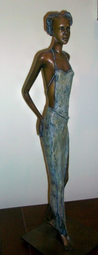 Midnight Bronze Sculpture 2006