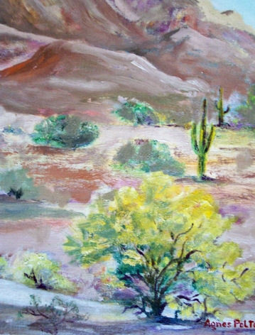Untitled Desert Landscape