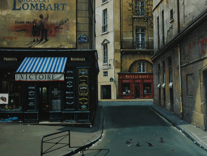 Place Des Victories 2002 45x56