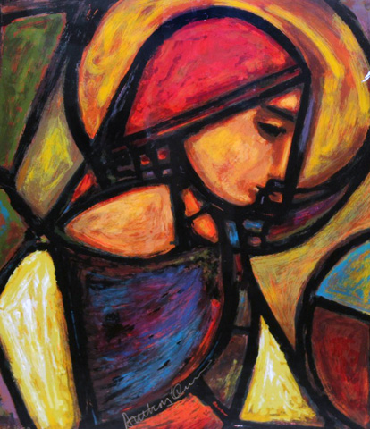 La Femme Ideale 1985 by Anthony Quinn